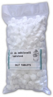 UWIS salt tablets 25 kg